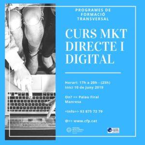 Curs Màrqueting Digital @ Centre de Formació Práctica - CFP