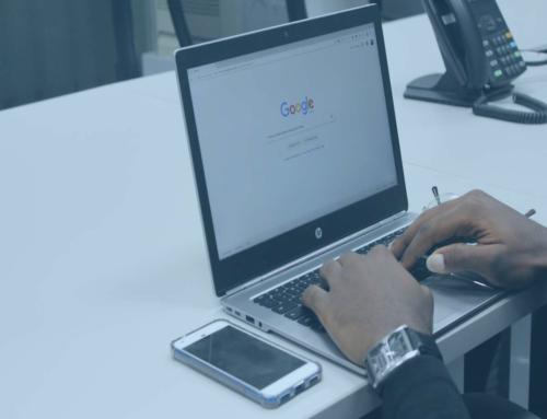 Campaña en la red de Búsqueda de Google Ads para una empresa del sector industrial
