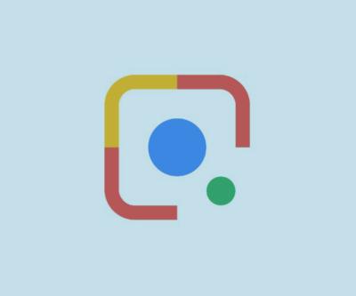 Google Lens Logo Web