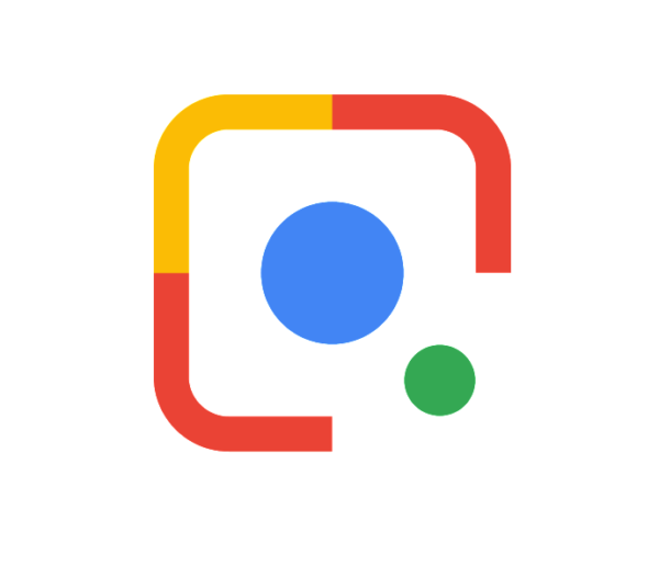 google lens icono
